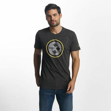 New Era T-Shirt Two Tone Pop gris