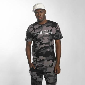 New Era T-Shirt BNG Golden State Warriors Graphic noir