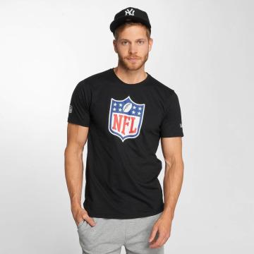 New Era T-Shirt Dryera noir