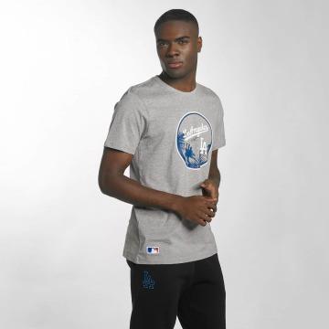 New Era T-shirts MLB Landmark LA Dodgers grå
