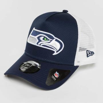 New Era trucker cap Team Essential Seattle Seahawks blauw