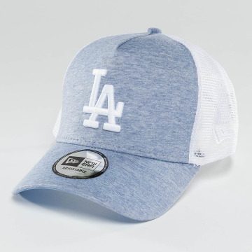 New Era Trucker Cap Essential Jersey LA Dodgers blue