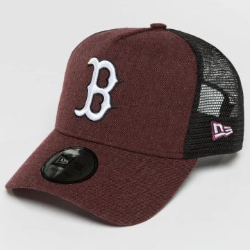 New Era Trucker Cap Seas Heather Boston Red Sox rot