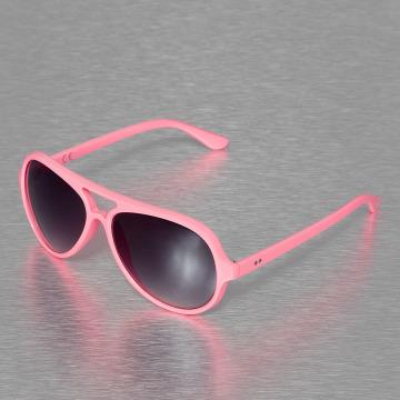 New York Style Aurinkolasit Sunglasses vaaleanpunainen