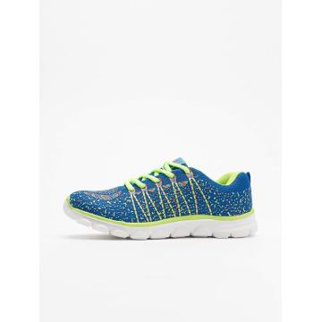 New York Style Sneaker Sport blau