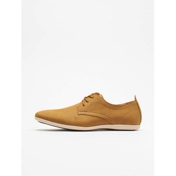 New York Style sneaker Low bruin