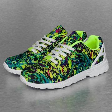 New York Style Sneaker Low Top grün
