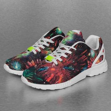 New York Style Sneaker Low Top nero
