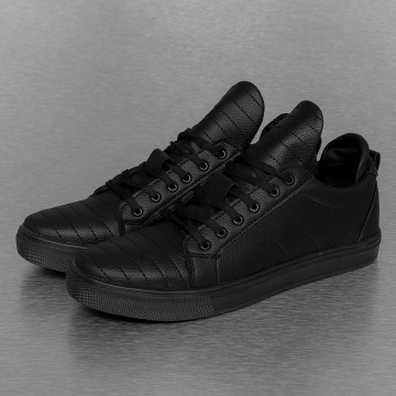 New York Style Sneaker Quilt nero