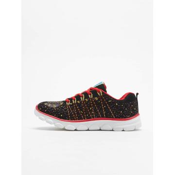 New York Style Sneaker Sport schwarz