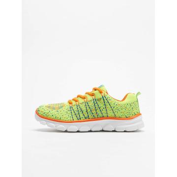 New York Style Sneaker Sport verde