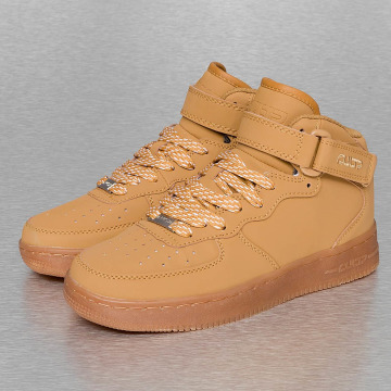 New York Style Sneakers Rochester brazowy