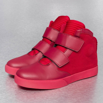 New York Style Sneakers Big Red rød