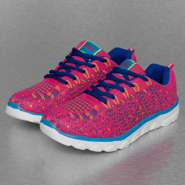 New York Style Sneakers Sport rosa