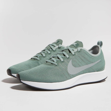Nike Сникеры Dualtone Racer зеленый