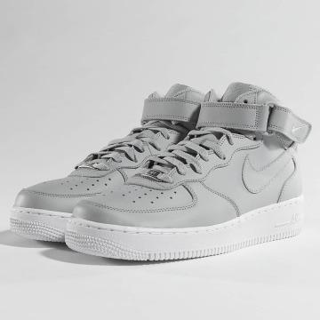 Nike Сникеры Air Force 1 Mid '07 серый