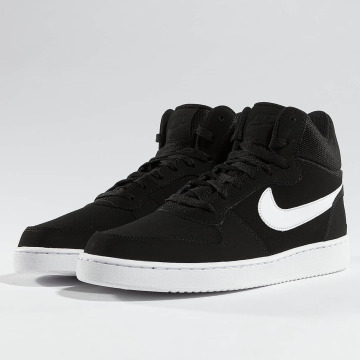 Nike Сникеры Court Borough Mid черный
