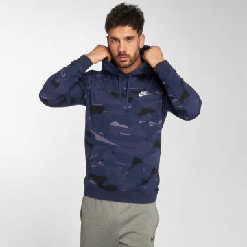 Nike Толстовка Sportswear Club Fit синий