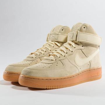 Nike Baskets Air Force 1 High '07 LV8 beige