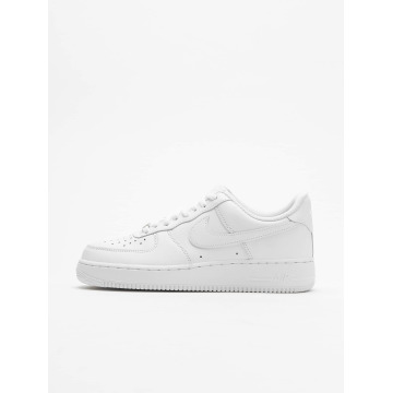 Nike Baskets Air Force 1 '07 Basketball Shoes blanc