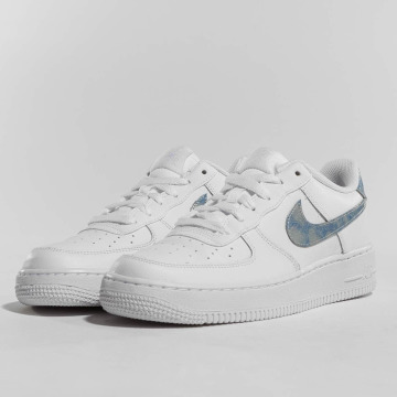 Nike Baskets Air Force 1 Kids blanc