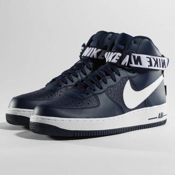 Nike Baskets Air Force 1 High 07 bleu