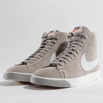 Nike Baskets Blazer Mid Suede Vintage gris