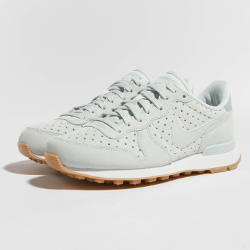 Nike Baskets WMNS Internationalist Premium gris