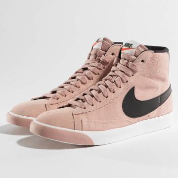 Nike Baskets Blazer Mid Suede Vintage magenta