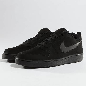 Nike Baskets Court Borough Low noir