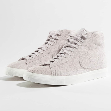 Nike Baskets Blazer Mid rouge
