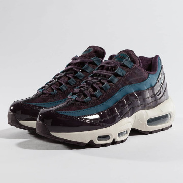 Nike Baskets Air Max 95 Special Edition Premium rouge