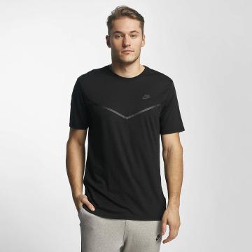 Nike Camiseta NSW TB Tech negro