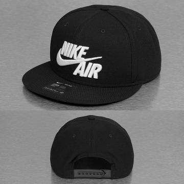 Nike Casquette Snapback & Strapback Air True EOS noir