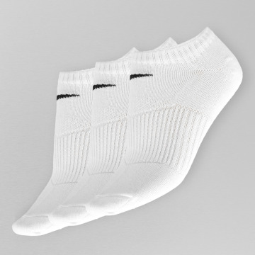 Nike Chaussettes 3 Pack No Show Lightweigh blanc