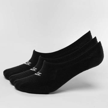 Nike Chaussettes Footie noir