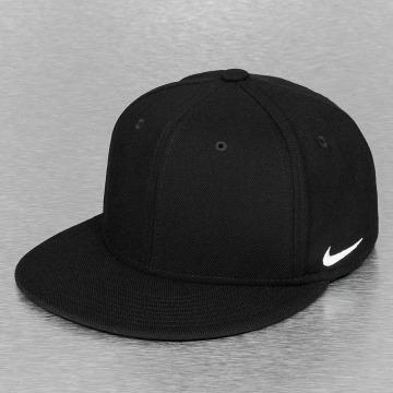 Nike Flexfitted Cap True Swoosh Flex negro