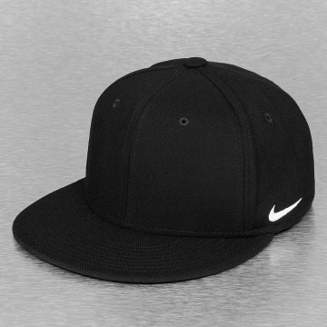 Nike Flexfitted Cap True Swoosh Flex schwarz
