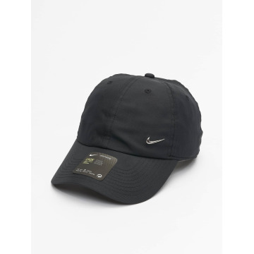 Nike Gorra Snapback Sportswear Heritage 86 negro