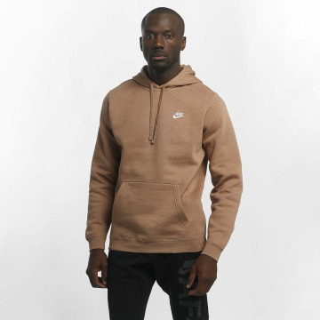 Nike Hoodie Sportswear brown