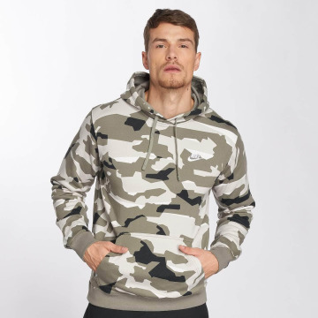 Nike Hoody Sportswear Club Fit Camo camouflage