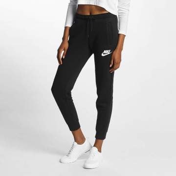 Nike Joggebukser Rally svart