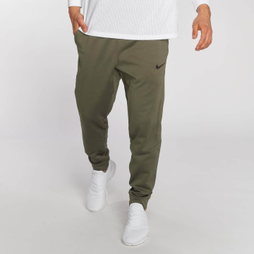 Nike joggingbroek Therma groen