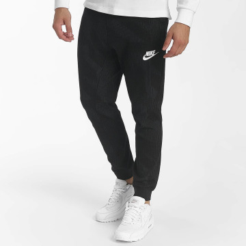 Nike Joggingbyxor Sportswear Advance 15 svart
