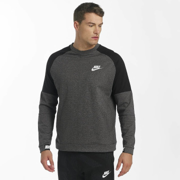 Nike Jumper AV15 Fleece Sweatshirt grey