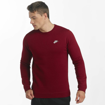 Nike Jumper NSW FLeece Club red