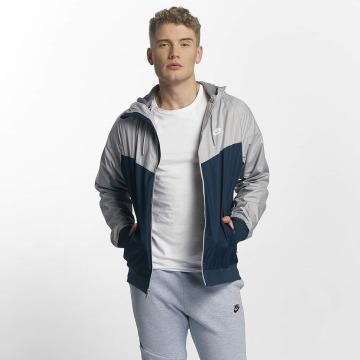 Nike Kurtki przejściowe Sportswear Windrunner niebieski