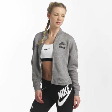 Nike Kurtki przejściowe Sportswear Rally szary