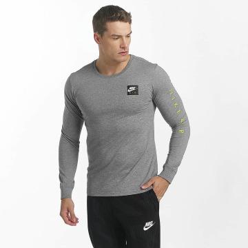 Nike Långärmat Sportswear grå