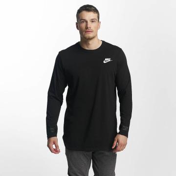 Nike Långärmat NSW Longsleeve svart
